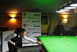 BALTIC SNOOKER LEAGUE 2018 - STAGE 4 KYIV 12