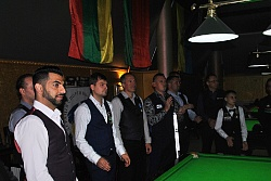 BALTIC SNOOKER LEAGUE 2018 - STAGE 4 KYIV 34