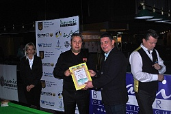 BALTIC SNOOKER LEAGUE 2018 - STAGE 4 KYIV 36