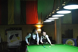 BALTIC SNOOKER LEAGUE 2018 - STAGE 4 KYIV 21