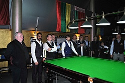 BALTIC SNOOKER LEAGUE 2018 - STAGE 4 KYIV 26
