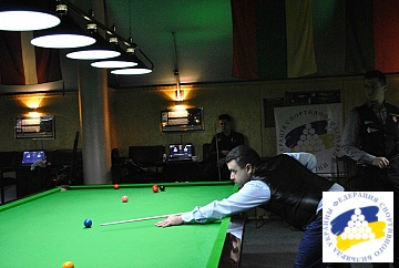 BALTIC SNOOKER LEAGUE 2018 - STAGE 4 KYIV 6
