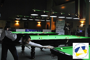 BALTIC SNOOKER LEAGUE 2018 - STAGE 4 KYIV 2