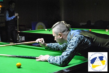 BALTIC SNOOKER LEAGUE 2018 - STAGE 4 KYIV 45