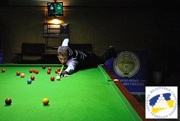 BALTIC SNOOKER LEAGUE 2018 - STAGE 4 KYIV 41