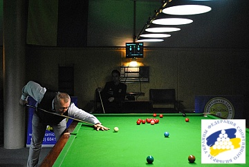 BALTIC SNOOKER LEAGUE 2018 - STAGE 4 KYIV 20