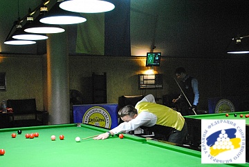 BALTIC SNOOKER LEAGUE 2018 - STAGE 4 KYIV 39