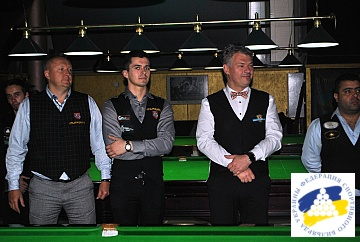 BALTIC SNOOKER LEAGUE 2018 - STAGE 4 KYIV 33