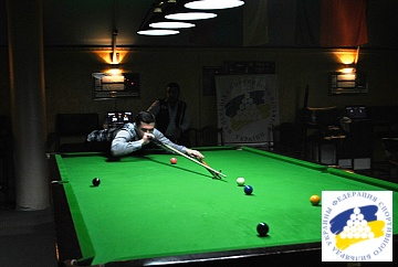 BALTIC SNOOKER LEAGUE 2018 - STAGE 4 KYIV 22