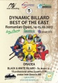 DYNAMIC BEST OF THE EAST - ROMANIA OPEN