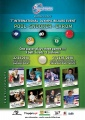1st International Olympic Billiard Tournament