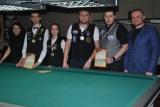 Рыбалко Богдан и Котляр Анна победители Чемпионата Украины троеборье.