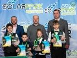 Традиційний юнацький Кубок України Solar Open завершився в Дніпрі