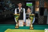 Истомин Александр и Оксана Краско – чемпионы Украины 2018 по динамичной пирамиде !